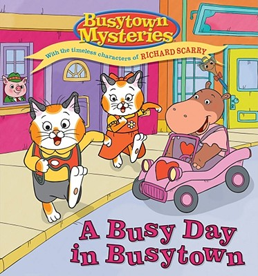 A Busy Day in Busytown By Simon and Schuster, Inc. (COR)
